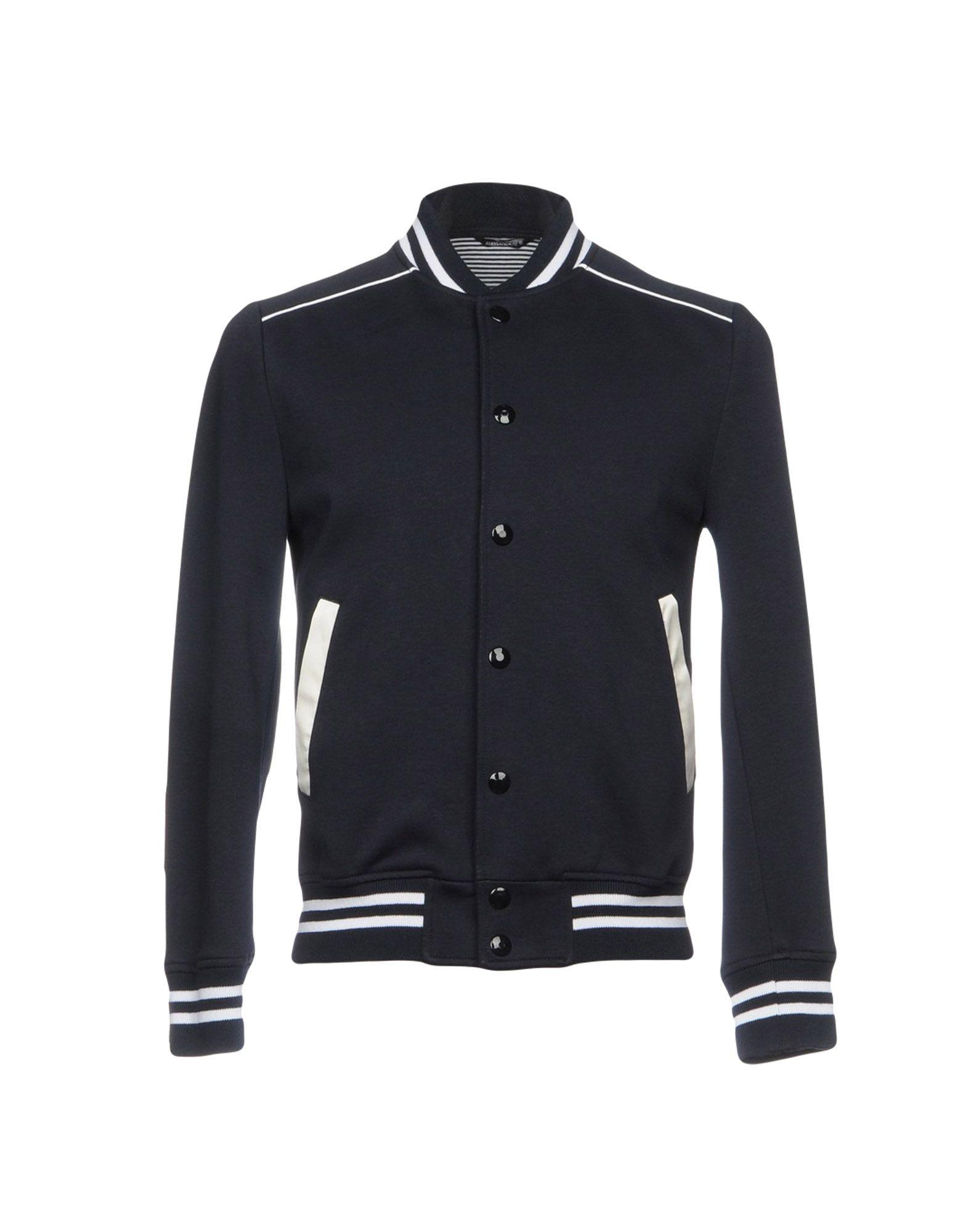 GREY DANIELE ALESSANDRINI Herren Sweatshirt Farbe Dunkelblau Größe 3 jetztbilligerkaufen