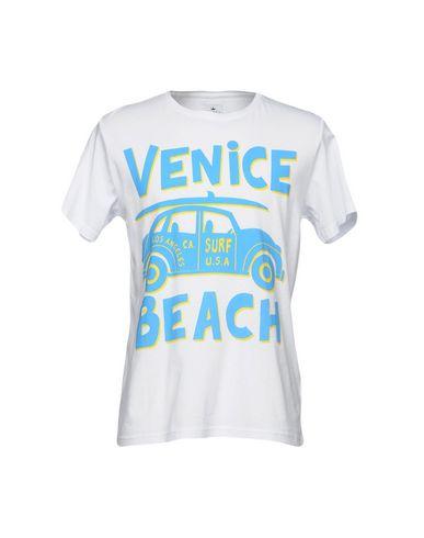Фото - Женскую футболку MACCHIA J белого цвета