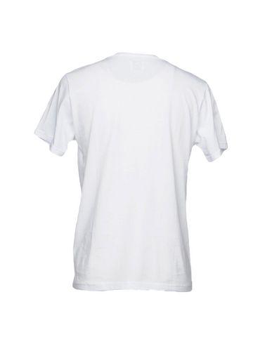 Фото 2 - Женскую футболку MACCHIA J белого цвета