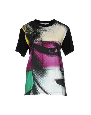 Фото - Женскую футболку JEREMY SCOTT черного цвета