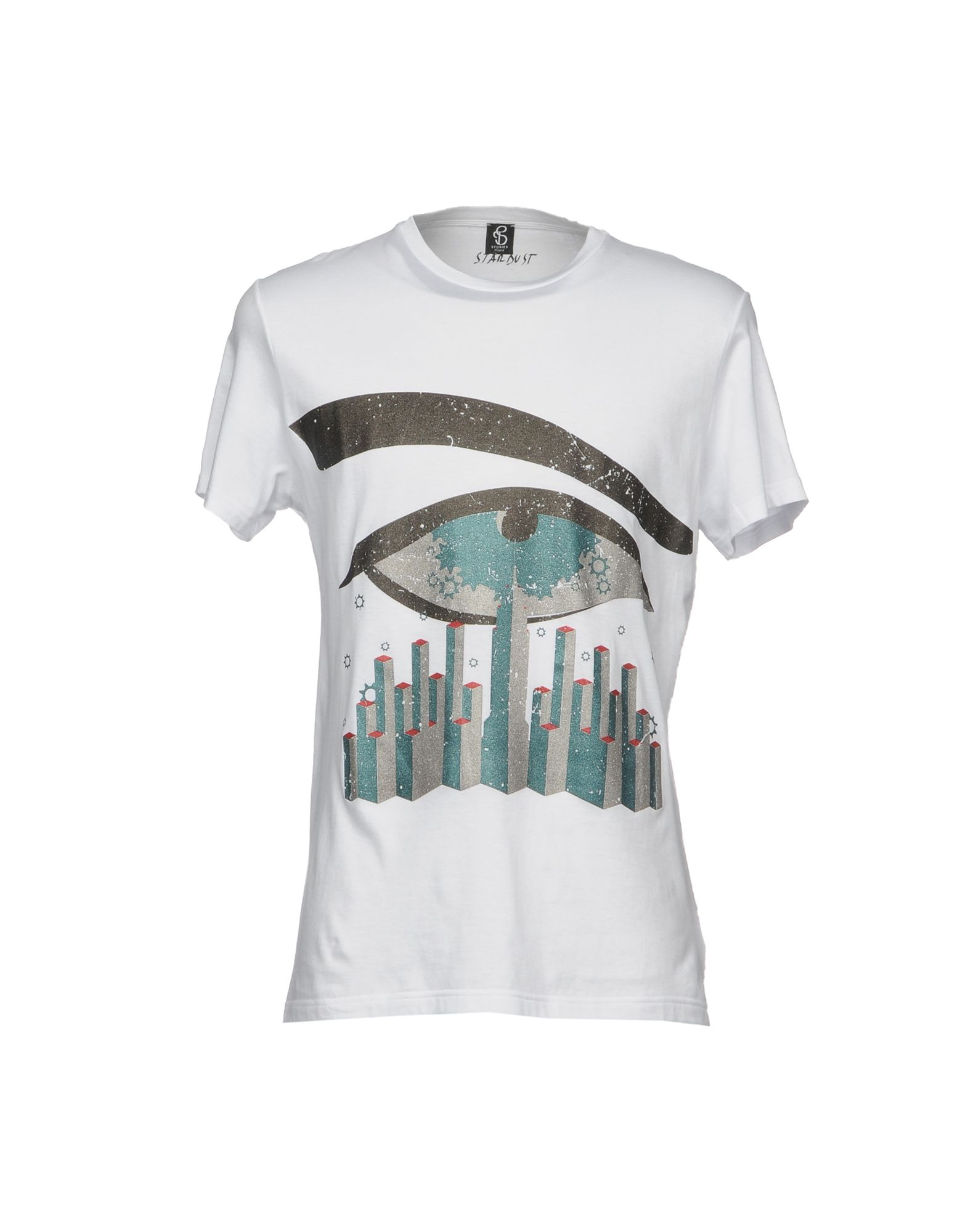 STORIES MILANO T-Shirts in White