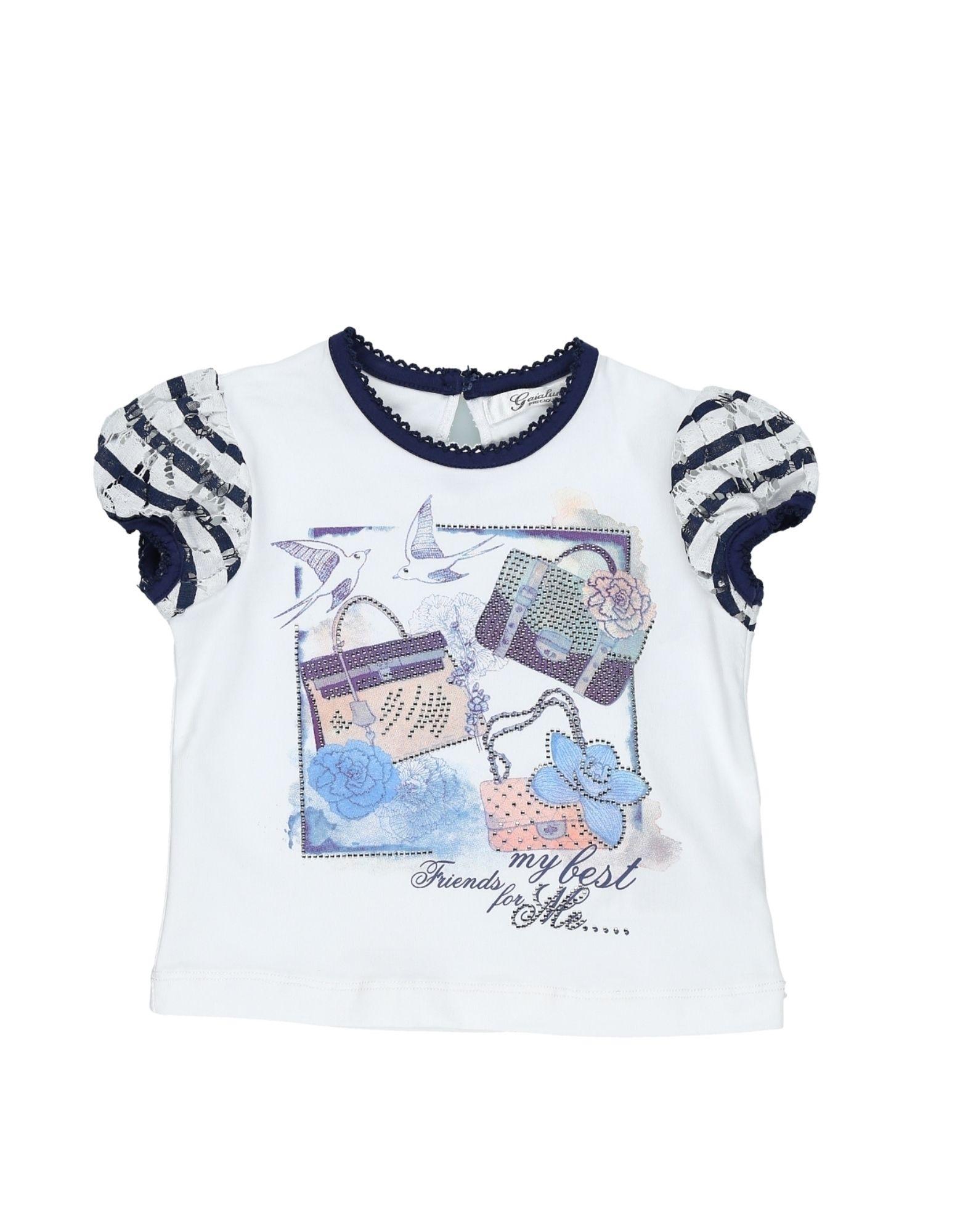 Gaialuna Kids' T-shirts In Multi