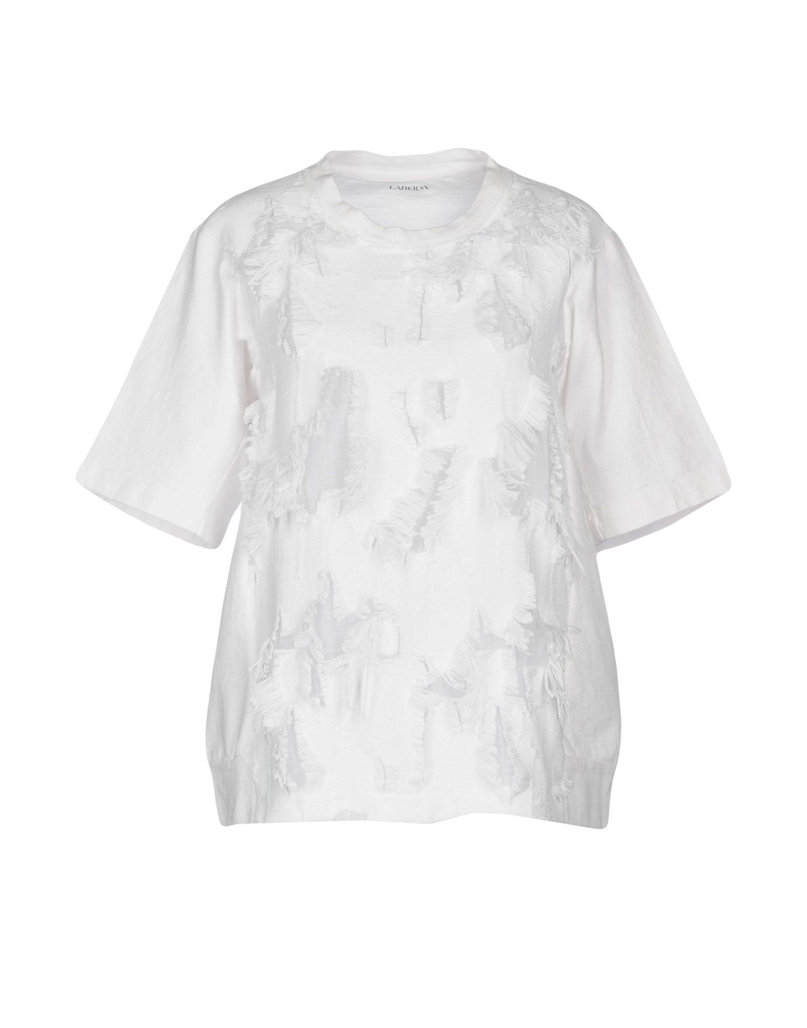 LAREIDA Sweatshirt in White