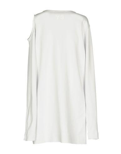 Фото 2 - Женскую толстовку или олимпийку Y-3 белого цвета