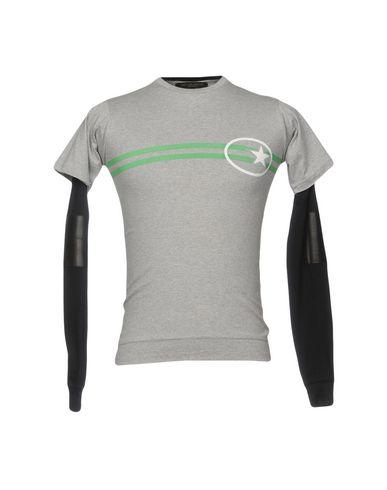 Фото - Женскую футболку  светло-серого цвета