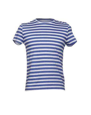Фото - Женскую футболку 40WEFT синего цвета