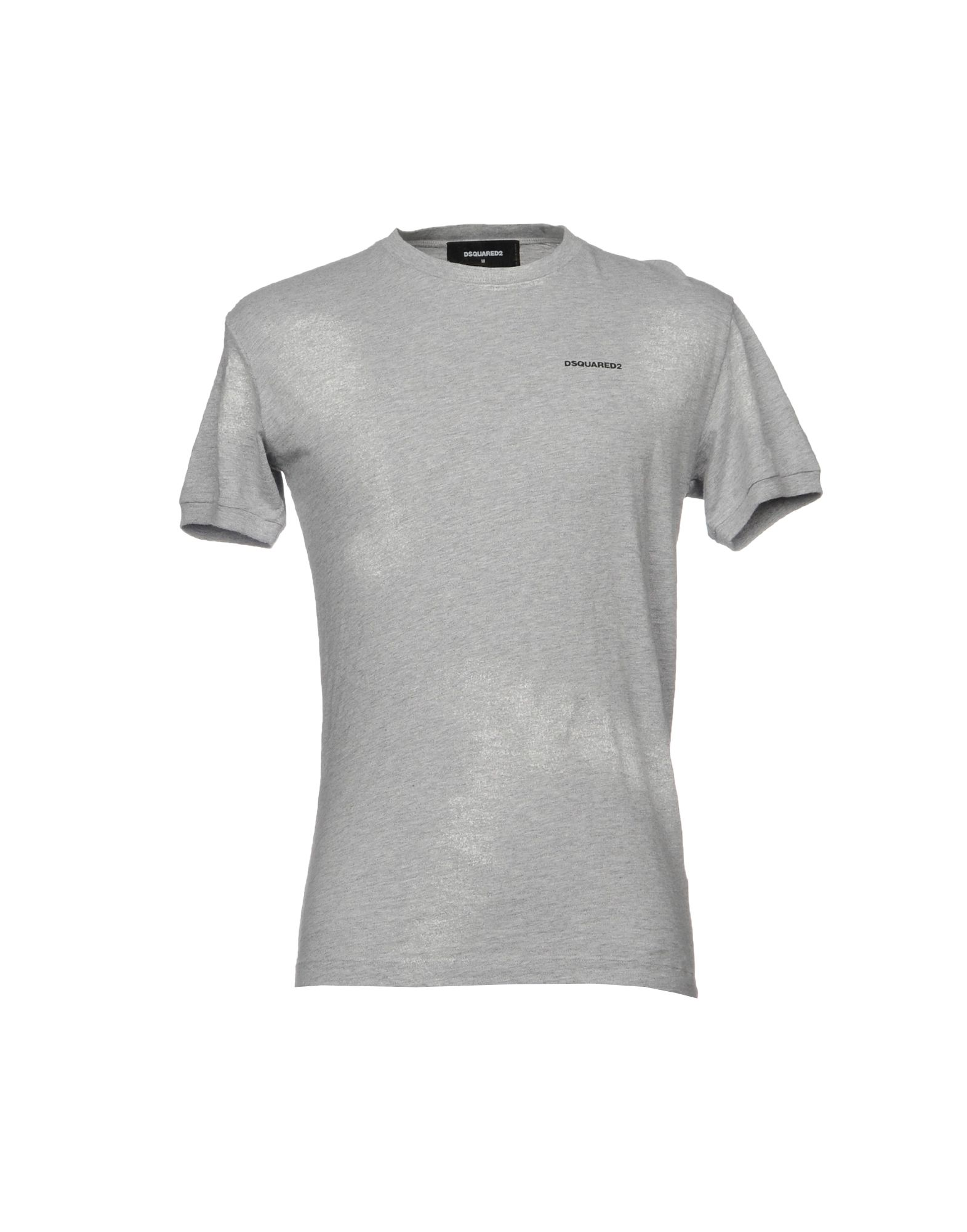 DSQUARED2 Herren T-shirts Farbe Grau Größe 6