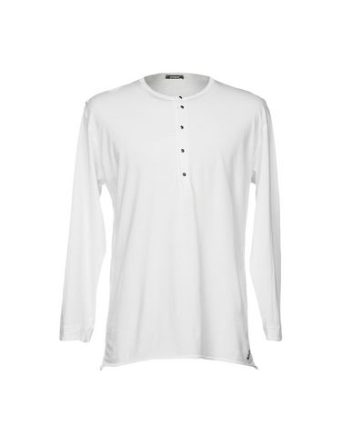 Фото - Женскую футболку OFFICINA 36 белого цвета