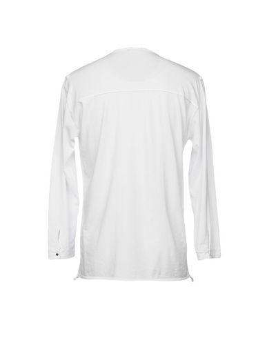 Фото 2 - Женскую футболку OFFICINA 36 белого цвета