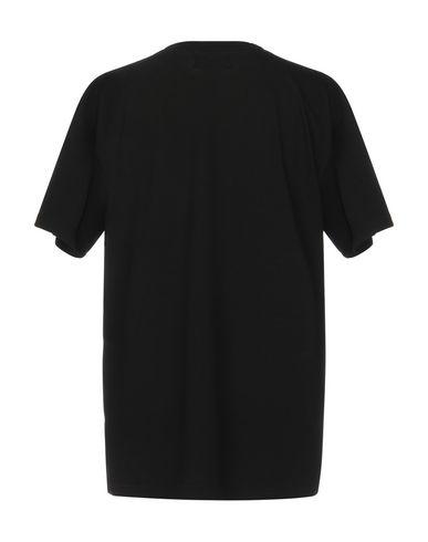 Фото 2 - Женскую футболку PAURA черного цвета