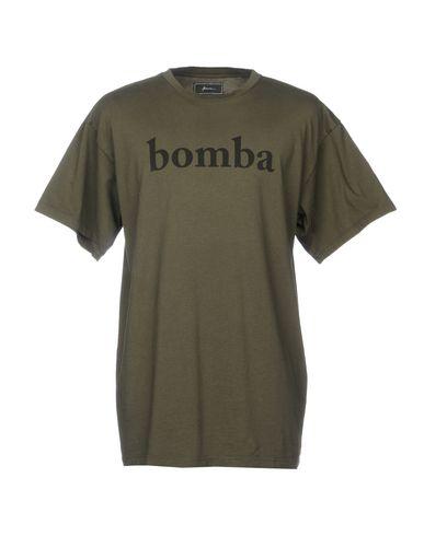 Фото - Женскую футболку PAURA цвет зеленый-милитари