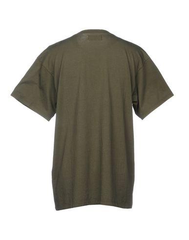 Фото 2 - Женскую футболку PAURA цвет зеленый-милитари