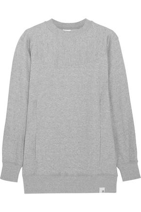 ADIDAS XbyO cotton-jersey sweatshirt