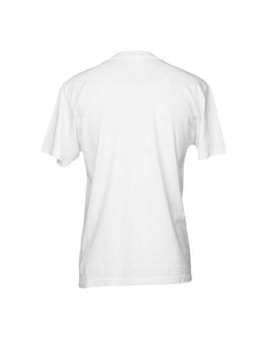 Фото 2 - Женскую футболку OBVIOUS BASIC белого цвета