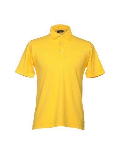 Фото - Мужское поло  желтого цвета
