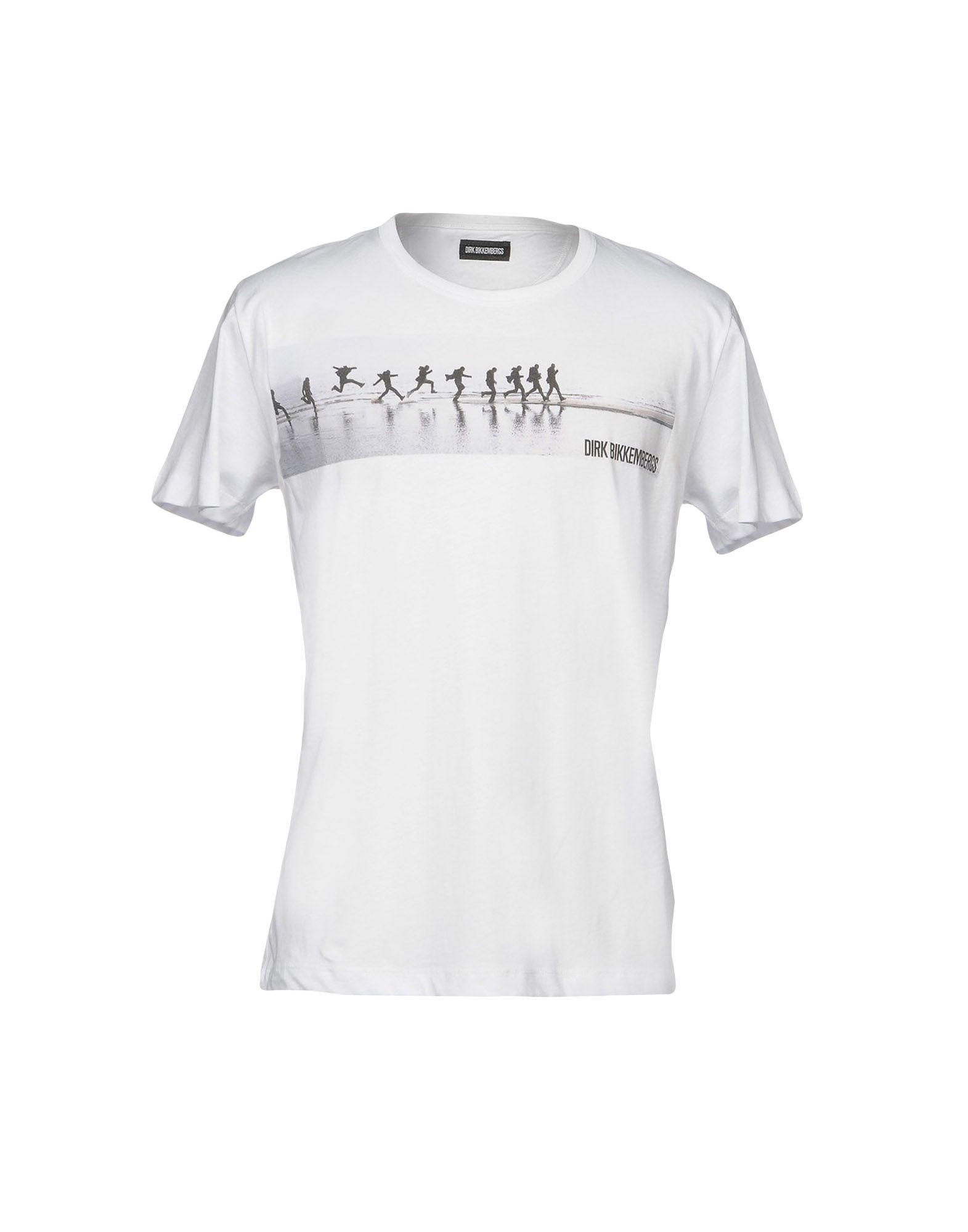 DIRK BIKKEMBERGS Футболка футболка dirk bikkembergs футболка