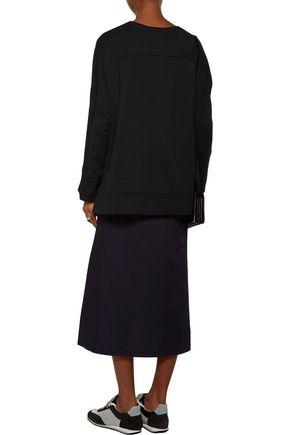 Y-3 + adidas Originals stretch-cotton sweater