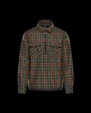 MONCLER SHIRT JACKET - Overcoats - men