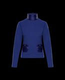MONCLER MOCK POLO NECK - Tops - women