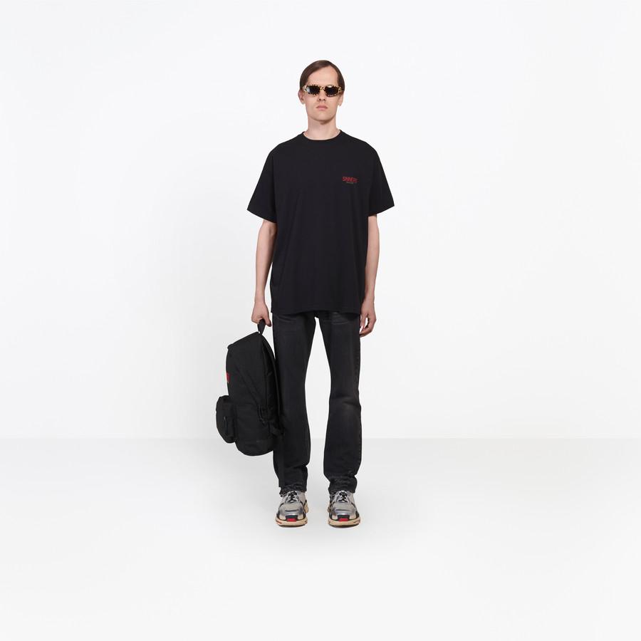 BALENCIAGA Oversize T-Shirt 'Sinners' Top Man g