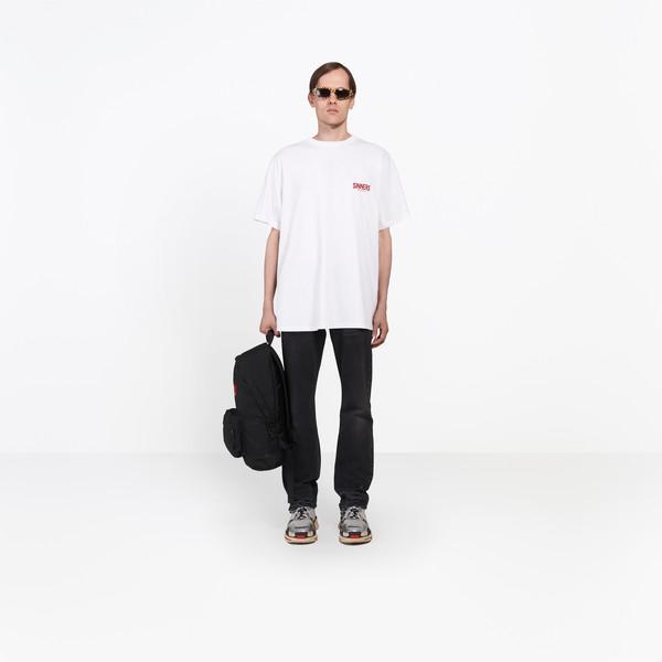 オーバーサイズ Tシャツ 'Sinners'
