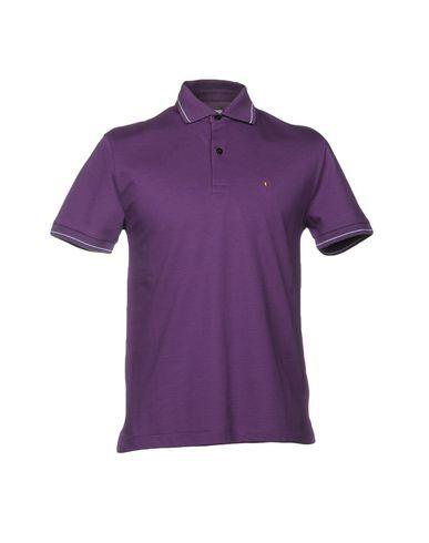 Фото - Мужское поло  фиолетового цвета
