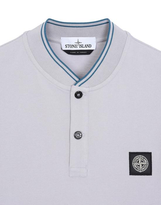 12098429if - Polo - T-Shirts STONE ISLAND