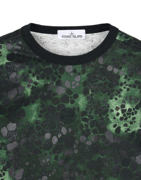 12098448bk - Polo - T-Shirts STONE ISLAND