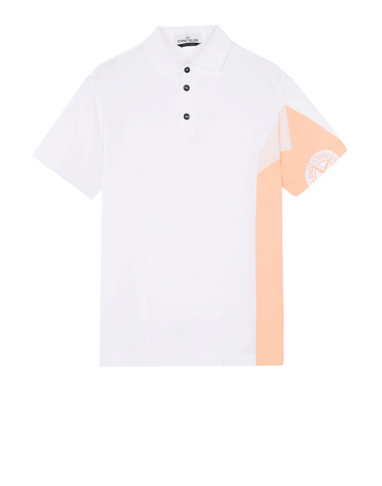 Polo shirt 20585 GRAPHIC SIX_FOLDED STONE ISLAND - 0