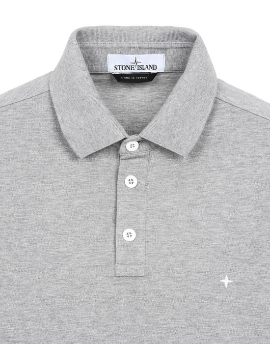 12098489af - Polo - T-Shirts STONE ISLAND