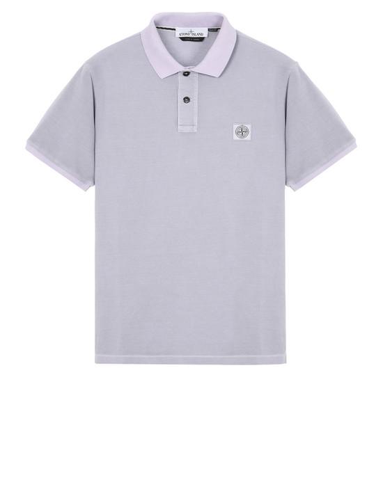 Polo shirt 22S67 PIGMENT DYE STONE ISLAND - 0