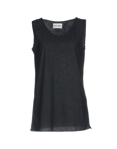 Фото - Женскую футболку BRAND UNIQUE темно-синего цвета