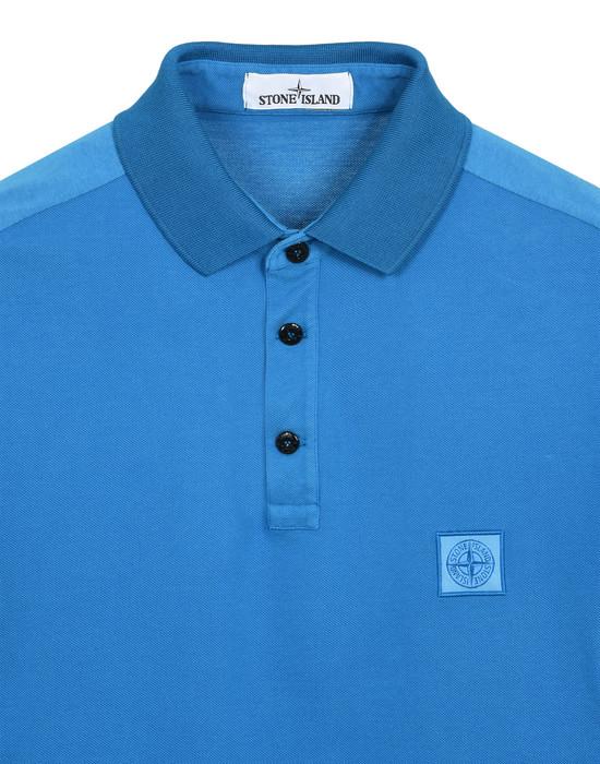 12098573wd - Polo - T-Shirts STONE ISLAND