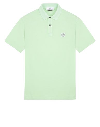 STONE ISLAND Polo 22257 'FISSATO' DYE TREATMENT