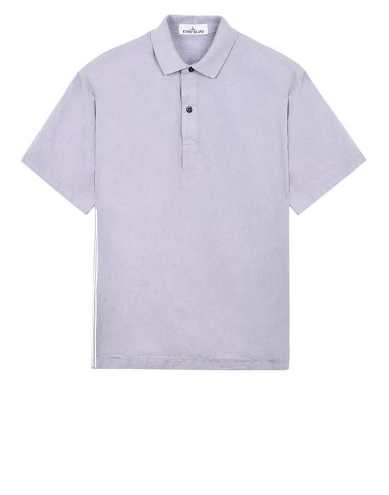 Polo shirt 229XX STONE ISLAND MARINA_50 FILI + FOLDED MARINA PRINT STONE ISLAND - 0