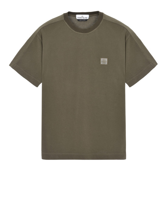 STONE ISLAND Short sleeve t-shirt 20164