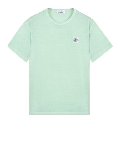 STONE ISLAND T-shirt manches courtes 22357 'FISSATO' DYE TREATMENT