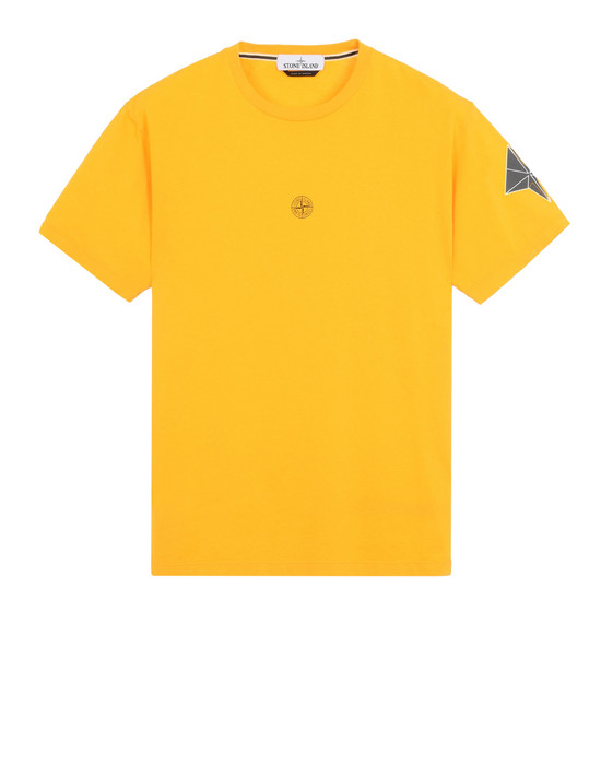 STONE ISLAND T-Shirt 2NS90 GRAPHIC ELEVEN