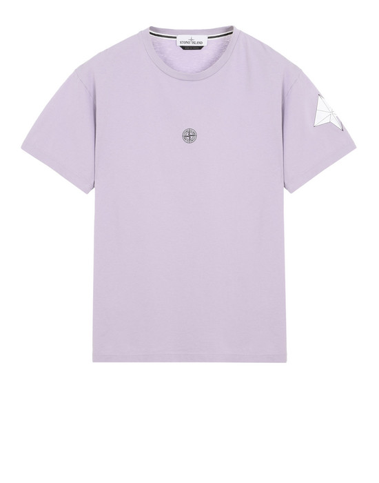 Short sleeve t-shirt 2NS90 GRAPHIC ELEVEN STONE ISLAND - 0