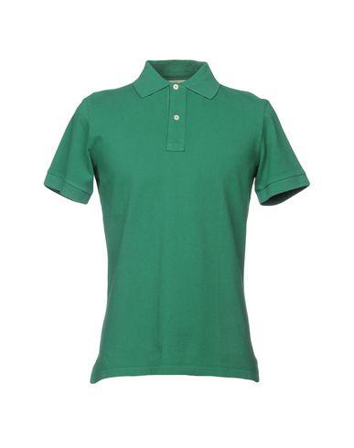 Фото - Мужское поло  зеленого цвета