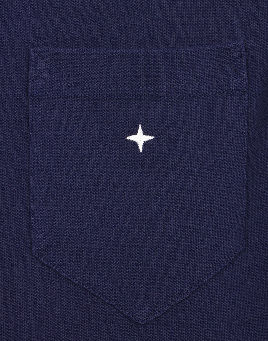 12098755bt - Polo - T-Shirts STONE ISLAND