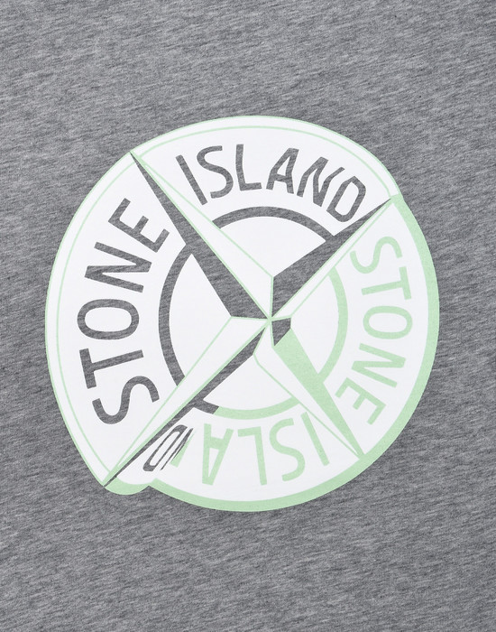 12098792we - Polo - T-Shirts STONE ISLAND