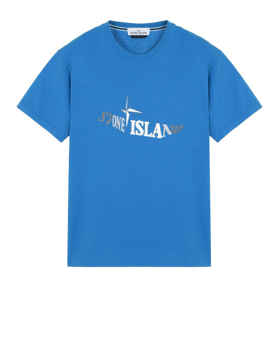 STONE ISLAND Short sleeve t-shirt 2NS92 GRAPHIC TWELVE