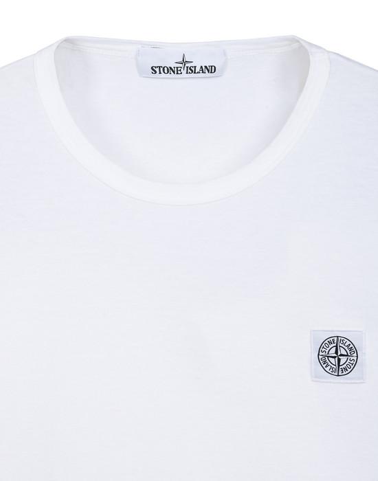 12098812rd - Polo - T-Shirts STONE ISLAND