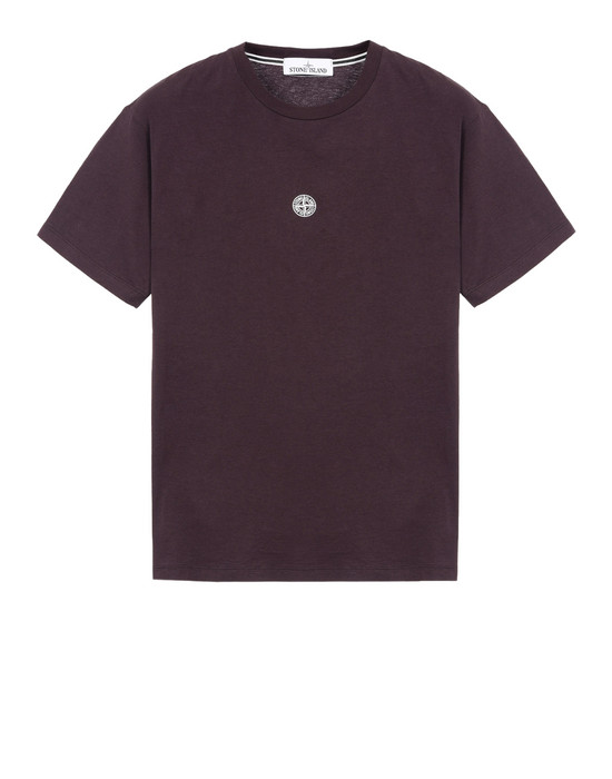 STONE ISLAND Short sleeve t-shirt 2NS87 GRAPHIC EIGHT