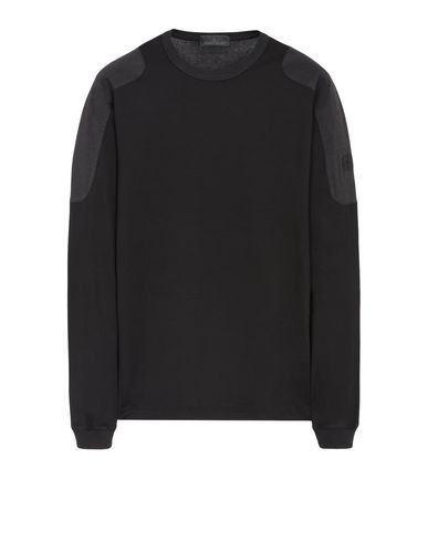 STONE ISLAND Long sleeve t-shirt 226F2 GHOST PIECE