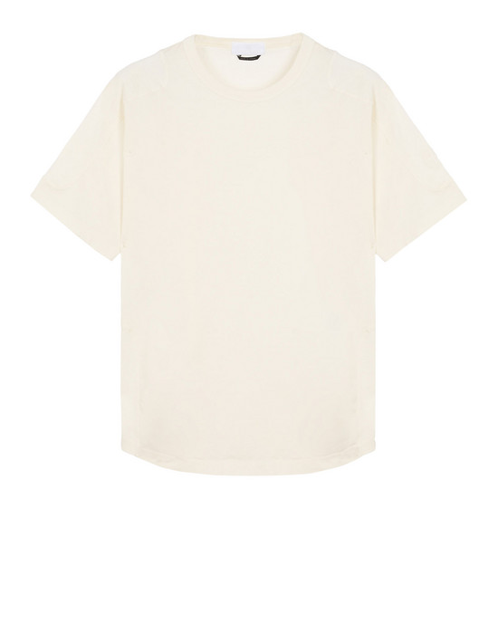 Short sleeve t-shirt 238F2 GHOST PIECE STONE ISLAND - 0