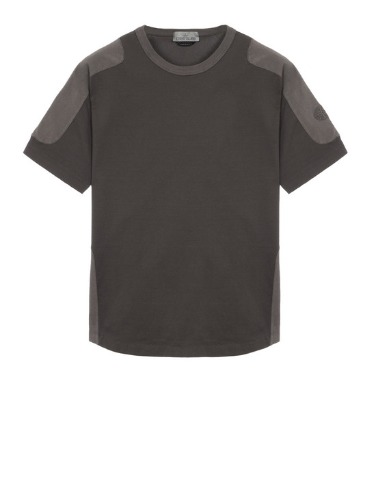 STONE ISLAND Short sleeve t-shirt 238F2 GHOST PIECE
