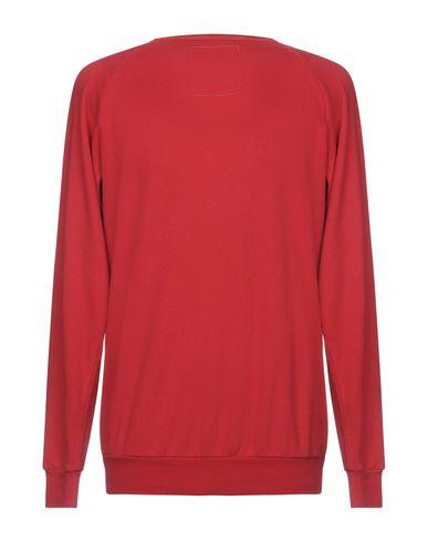 Фото 2 - Мужскую толстовку SDAYS красного цвета