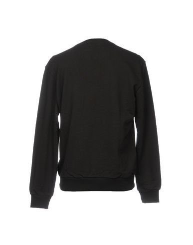Фото 2 - Мужскую толстовку MNML COUTURE черного цвета